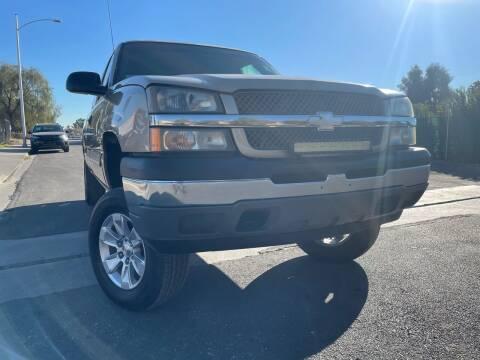 2005 Chevrolet Silverado 1500 for sale at Boktor Motors in Las Vegas NV