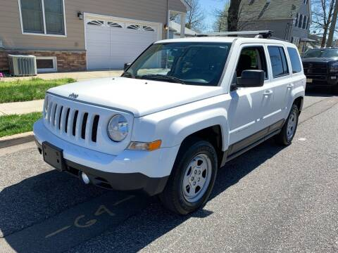 2014 Jeep Patriot for sale at Jordan Auto Group in Paterson NJ