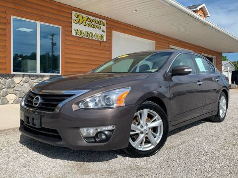 2014 Nissan Altima for sale at MARIETTA MOTORS LLC in Marietta OH