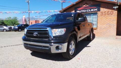 2013 Toyota Tundra for sale at Auto Click in Tucson AZ