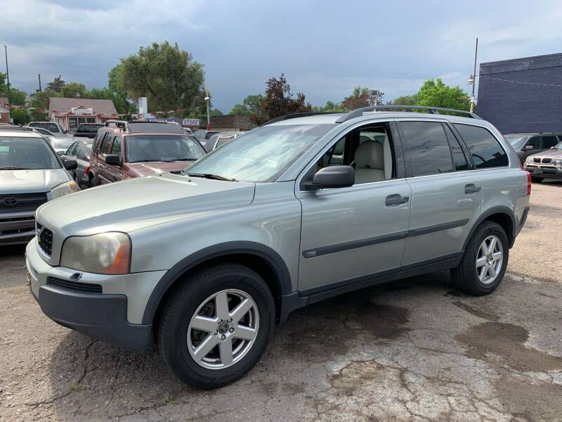 2005 Volvo XC90 for sale at B Quality Auto Check in Englewood CO