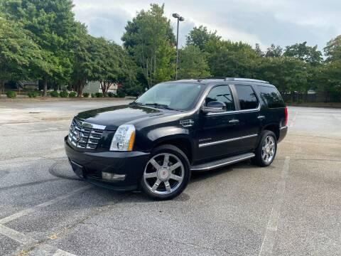 2012 Cadillac Escalade for sale at Uniworld Auto Sales LLC. in Greensboro NC