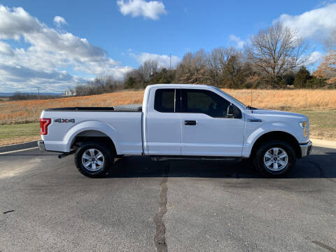 2015 Ford F-150 for sale at V Automotive in Harrison AR