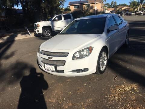 2010 Chevrolet Malibu for sale at Gold Coast Motors in Lemon Grove CA