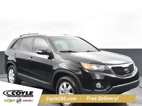2012 Kia Sorento for sale at COYLE GM - COYLE NISSAN - New Inventory in Clarksville IN