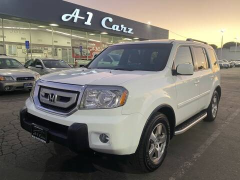 2010 Honda Pilot for sale at A1 Carz, Inc in Sacramento CA