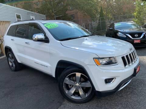 2015 Jeep Grand Cherokee for sale at Auto Universe Inc. in Paterson NJ