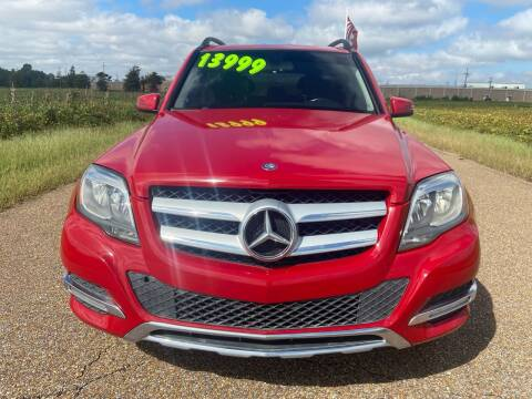 2013 Mercedes-Benz GLK for sale at The Auto Toy Store in Robinsonville MS