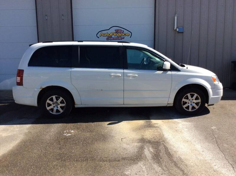2008 Chrysler Town and Country for sale at The AutoFinance Center in Rochester MN