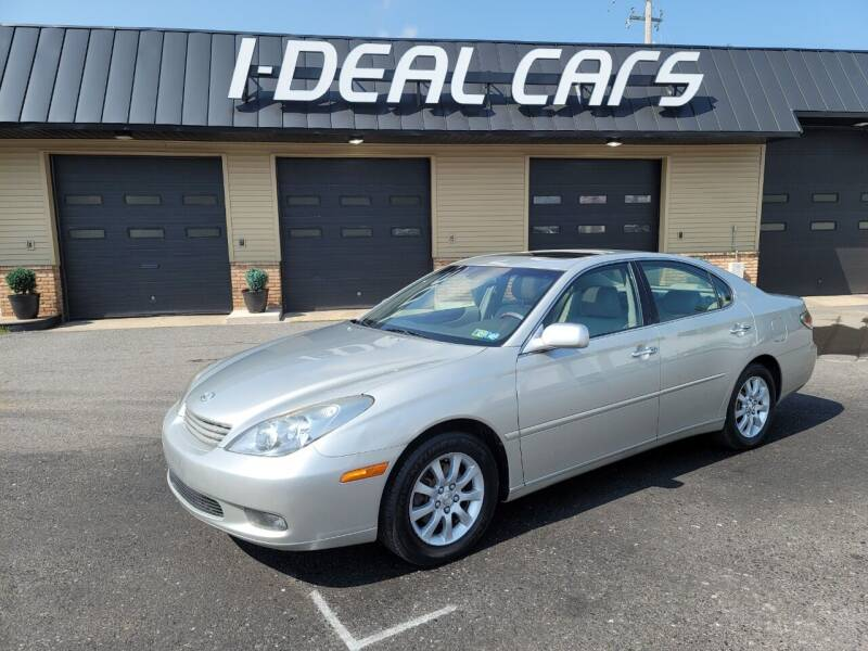 2004 Lexus ES 330 for sale at I-Deal Cars in Harrisburg PA