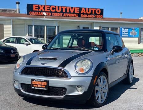 2007 MINI Cooper for sale at Executive Auto in Winchester VA