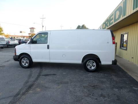 2008 Chevrolet Express Cargo for sale at Credit Cars of NWA in Bentonville AR