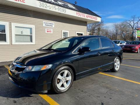2009 Honda Civic for sale at WOLF'S ELITE AUTOS in Wilmington DE