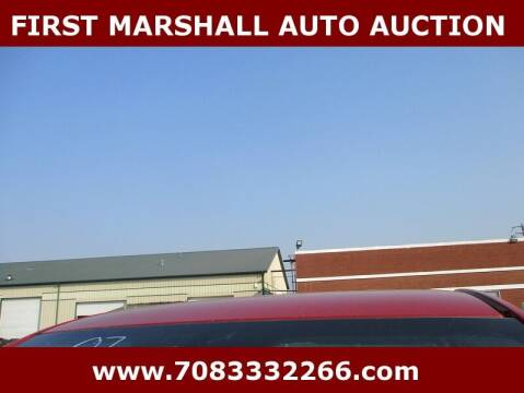2007 Chevrolet Impala for sale at First Marshall Auto Auction in Harvey IL