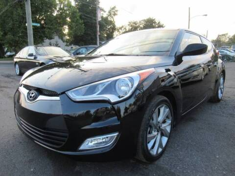2016 Hyundai Veloster for sale at PRESTIGE IMPORT AUTO SALES in Morrisville PA
