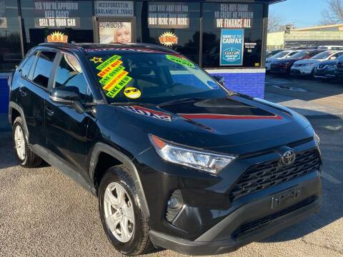 2020 Toyota RAV4 for sale at Cow Boys Auto Sales LLC in Garland TX
