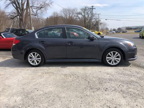 2013 Subaru Legacy for sale at Westview Motors in Hillsboro OH