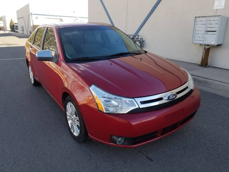 2011 Ford Focus for sale at Red Rock's Autos in Denver CO