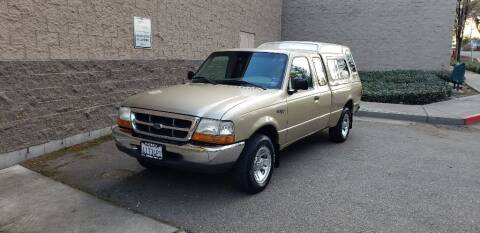 1999 Ford Ranger for sale at SafeMaxx Auto Sales in Placerville CA