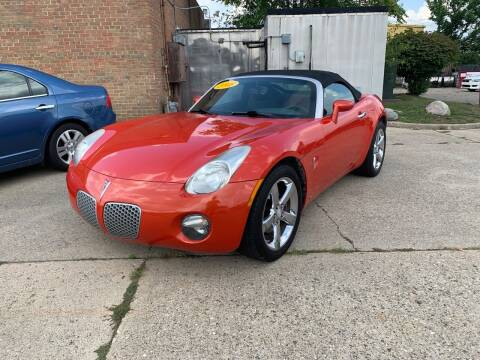 2008 Pontiac Solstice for sale at Cars To Go in Lafayette IN