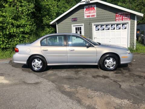 1998 Chevrolet Malibu for sale at KMK Motors in Latham NY