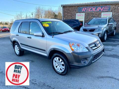 2006 Honda CR-V for sale at Redline Motorplex,LLC in Gallatin TN