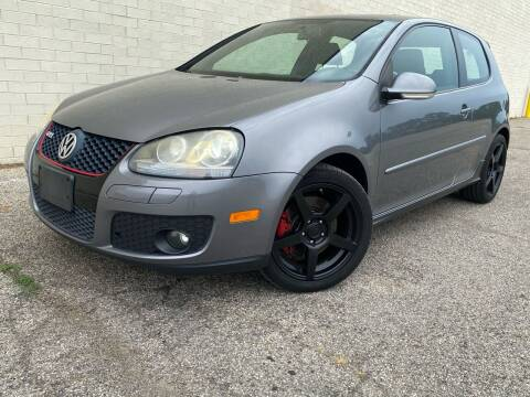 2007 Volkswagen GTI for sale at Samuel's Auto Sales in Indianapolis IN