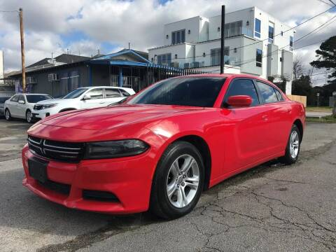 2015 Dodge Charger for sale at Saipan Auto Sales in Houston TX