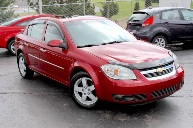 2010 Chevrolet Cobalt for sale at Dan Paroby Auto Sales in Scranton PA