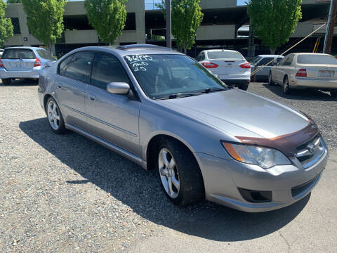 2008 Subaru Legacy for sale at Independent Auto Sales #2 in Spokane WA