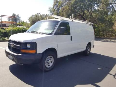 2007 Chevrolet Express Cargo for sale at Cars R Us in Rocklin CA