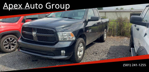 2016 RAM Ram Pickup 1500 for sale at Apex Auto Group in Cabot AR