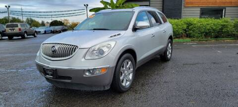 2009 Buick Enclave for sale at Persian Motors in Cornelius OR