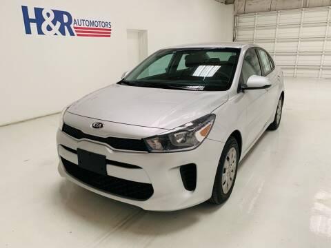 2020 Kia Rio for sale at H&R Auto Motors in San Antonio TX