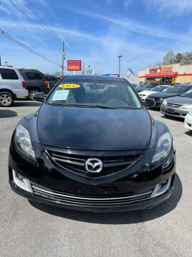 2012 Mazda MAZDA6 for sale at SRI Auto Brokers Inc. in Rome GA