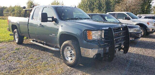 2008 GMC Sierra 2500HD for sale at Thorp Auto World in Thorp WI