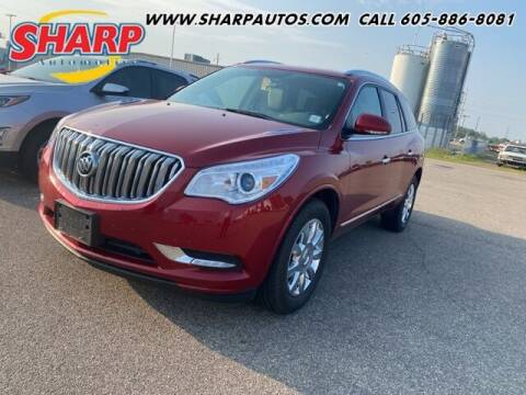 2013 Buick Enclave for sale at Sharp Automotive in Watertown SD