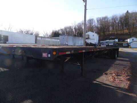 1994 Fontaine stretch flat bed for sale at Recovery Team USA in Slatington PA