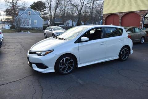 2016 Scion iM for sale at Absolute Auto Sales, Inc in Brockton MA