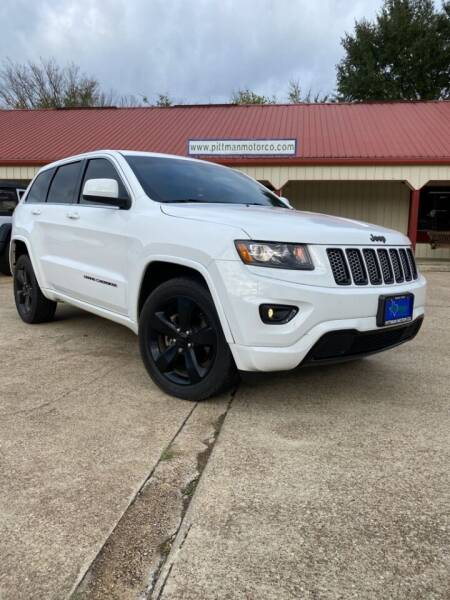 2015 Jeep Grand Cherokee for sale at PITTMAN MOTOR CO in Lindale TX