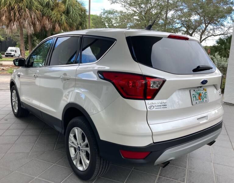 2019 Ford Escape for sale at SODA MOTORS AUTO SALES LLC in Newport RI