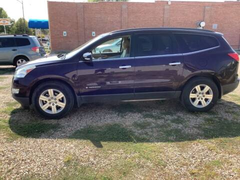 2009 Chevrolet Traverse for sale at Paris Fisher Auto Sales Inc. in Chadron NE