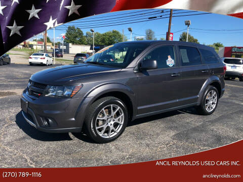 2019 Dodge Journey for sale at Ancil Reynolds Used Cars Inc. in Campbellsville KY