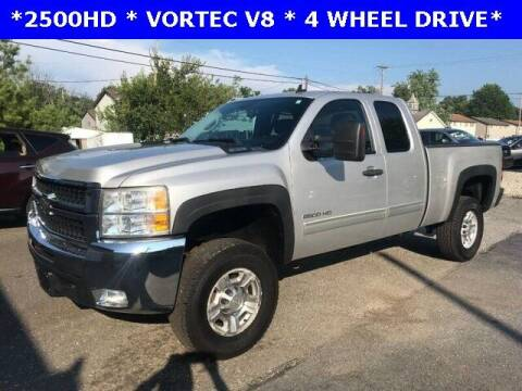 2010 Chevrolet Silverado 2500HD for sale at Ron's Automotive in Manchester MD