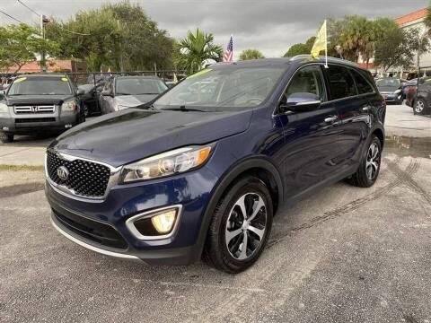 2017 Kia Sorento for sale at EZ Own Car Sales of Miami in Miami FL