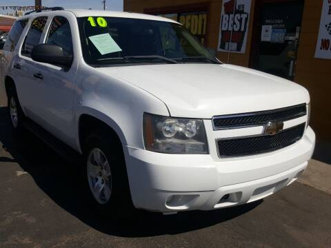 2010 Chevrolet Tahoe for sale at Sunday Car Company LLC in Phoenix AZ
