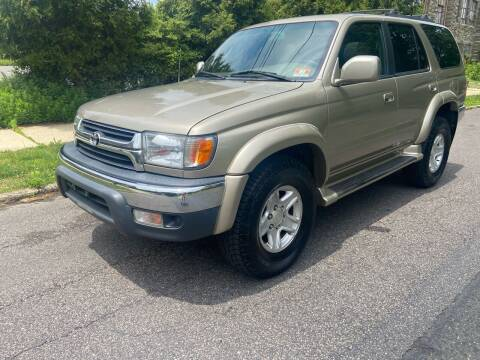 2001 Toyota 4Runner for sale at Michaels Used Cars Inc. in East Lansdowne PA