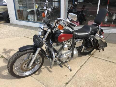 1995 Harley davidson Sportster for sale at Bob Fox Auto Sales in Port Huron MI