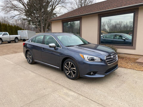2017 Subaru Legacy for sale at VITALIYS AUTO SALES in Chicopee MA