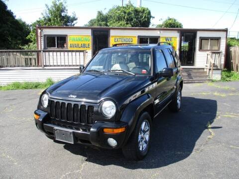 2003 Jeep Liberty for sale at Unlimited Auto Sales Inc. in Mount Sinai NY
